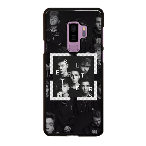 Why Don't We Letters Samsung Galaxy S9 Plus Case