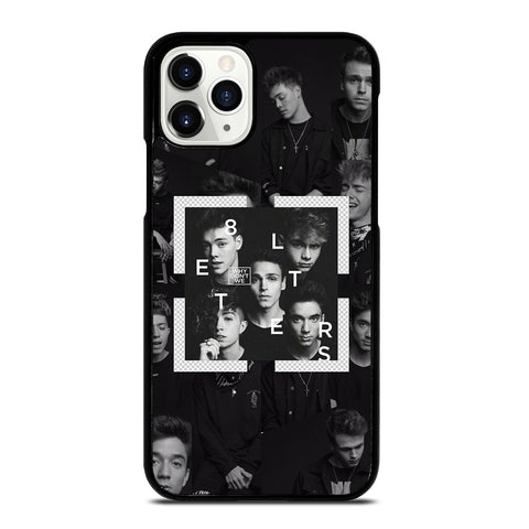 Why Don't We Letters iPhone 11 Pro Case
