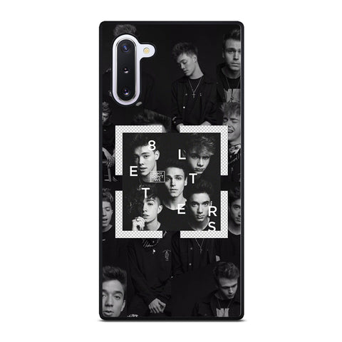 Why Don't We Letters Samsung Galaxy Note 10 Case
