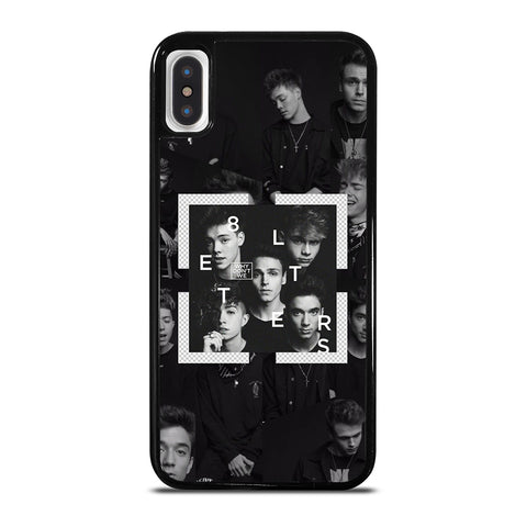 Why Don't We Letters iPhone X / XS Case