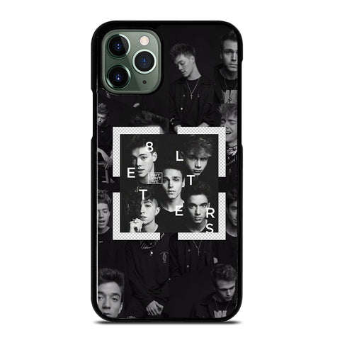 Why Don't We Letters iPhone 11 Pro Max Case