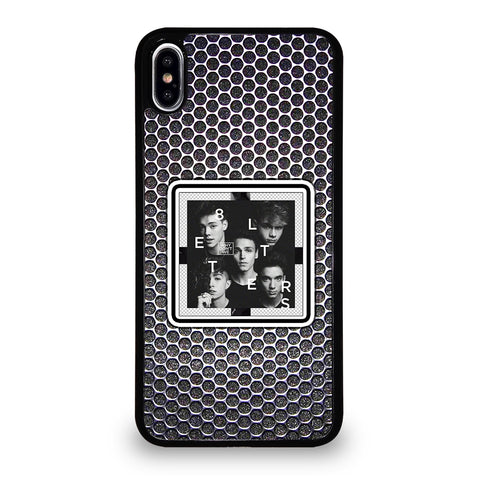 Why Don't We Poster iPhone XS Max Case
