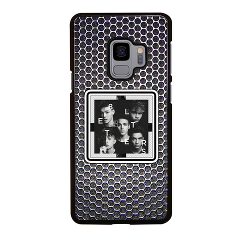 Why Don't We Poster Samsung Galaxy S9 Case