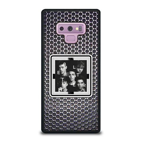 Why Don't We Poster Samsung Galaxy Note 9 Case