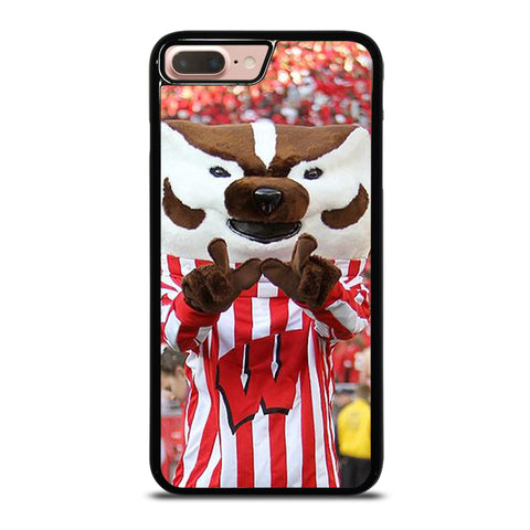 Wisconsin Mascot Image iPhone 7 Plus / 8 Plus Case