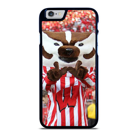 Wisconsin Mascot Image iPhone 6 / 6S Case