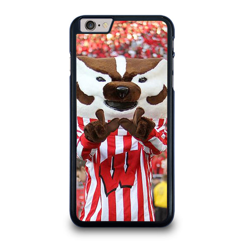 Wisconsin Mascot Image iPhone 6 / 6S Plus Case