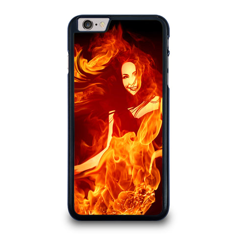 Woman In Fire iPhone 6 / 6S Plus Case