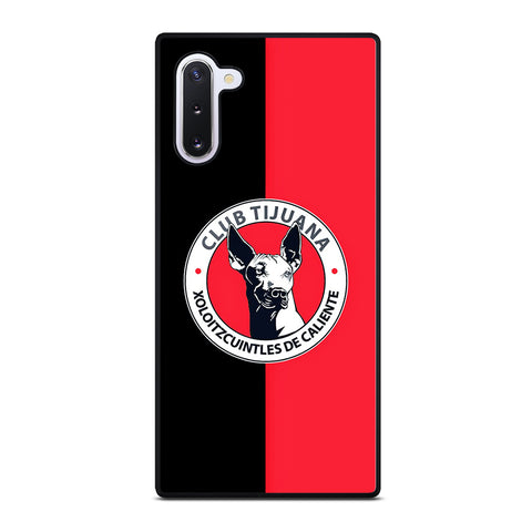 Xolos Club Tijuana Samsung Galaxy Note 10 Case