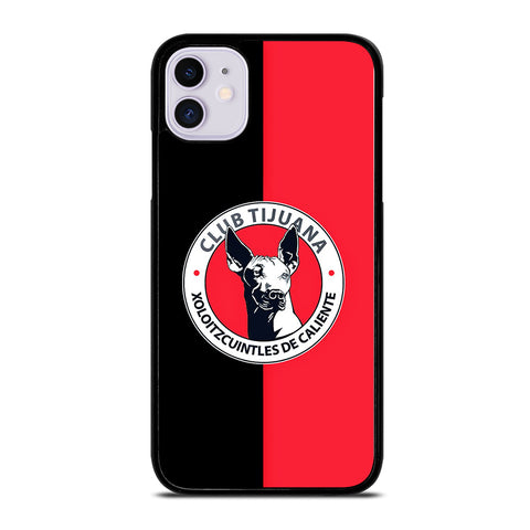 Xolos Club Tijuana iPhone 11 Case
