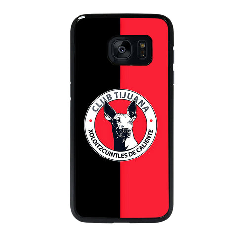 Xolos Club Tijuana Samsung Galaxy S7 Edge Case