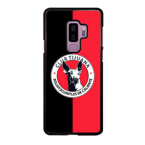 Xolos Club Tijuana Samsung Galaxy S9 Plus Case