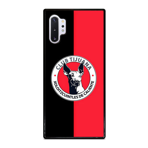 Xolos Club Tijuana Samsung Galaxy Note 10 Plus Case