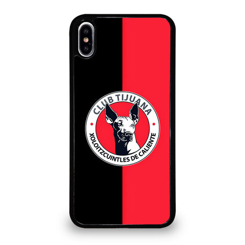 Xolos Club Tijuana iPhone XS Max Case