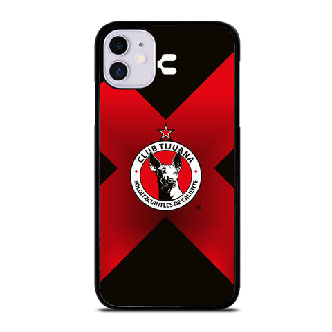 Xolos Tijuana Jersey Image iPhone 11 Case