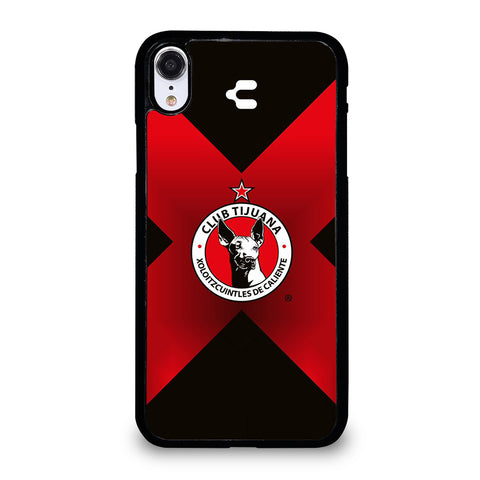 Xolos Tijuana Jersey Image iPhone XR Case