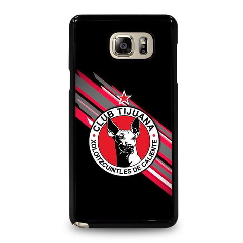 Xolos Tijuana Wallpaper Samsung Galaxy Note 5 Case