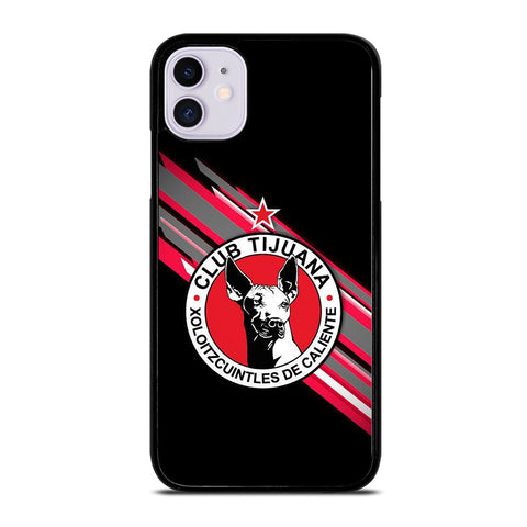 Xolos Tijuana Wallpaper iPhone 11 Case