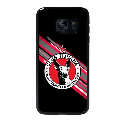 Xolos Tijuana Wallpaper Samsung Galaxy S7 Edge Case