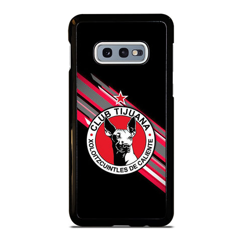Xolos Tijuana Wallpaper Samsung Galaxy S10e Case