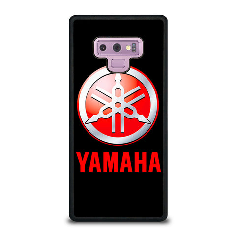 YAMAHA MOTORCYCLES LOGO Samsung Galaxy Note 9 Case