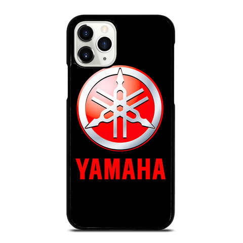 YAMAHA MOTORCYCLES LOGO iPhone 11 Pro Case