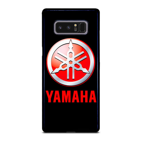 YAMAHA MOTORCYCLES LOGO Samsung Galaxy Note 8 Case