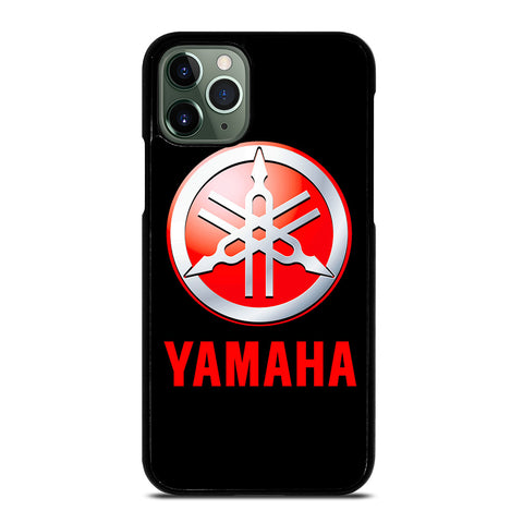 YAMAHA MOTORCYCLES LOGO iPhone 11 Pro Max Case