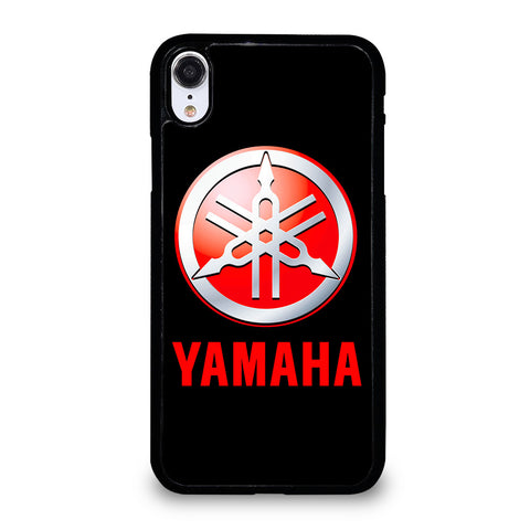 YAMAHA MOTORCYCLES LOGO iPhone XR Case