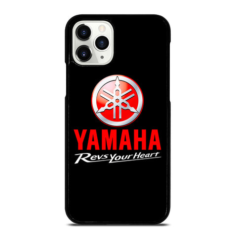 YAMAHA MOTOR GREAT LOGO iPhone 11 Pro Case