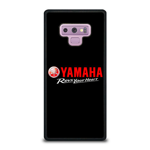 YAMAHA REVS YOUR HEART1 Samsung Galaxy Note 9 Case