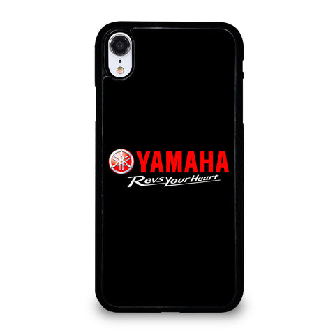 YAMAHA REVS YOUR HEART1 iPhone XR Case
