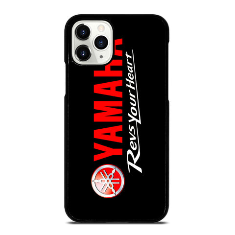 YAMAHA REVS YOUR HEART iPhone 11 Pro Case
