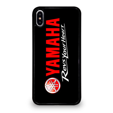 YAMAHA REVS YOUR HEART iPhone XS Max Case