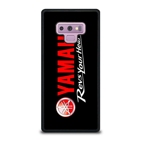 YAMAHA REVS YOUR HEART Samsung Galaxy Note 9 Case
