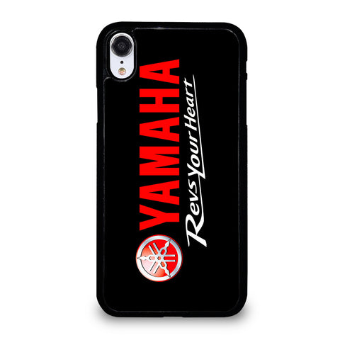 YAMAHA REVS YOUR HEART iPhone XR Case