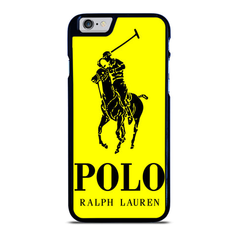 YELLOW POLO RALPH LAUREN iPhone 6 / 6S Case