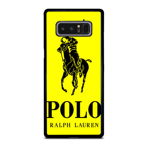 YELLOW POLO RALPH LAUREN Samsung Galaxy Note 8 Case