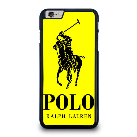 YELLOW POLO RALPH LAUREN iPhone 6 / 6S Plus Case
