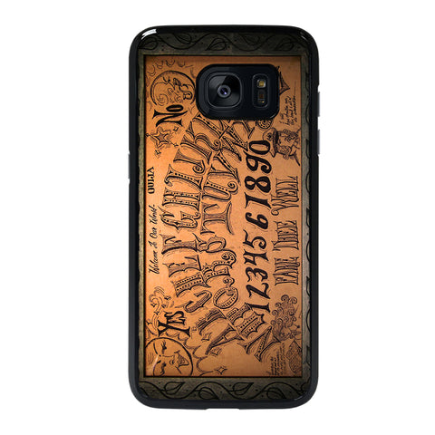 Yes No Ouija Board Samsung Galaxy S7 Edge Case