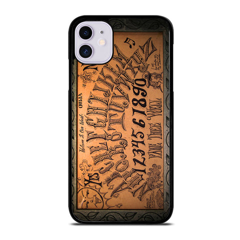 Yes No Ouija Board iPhone 11 Case