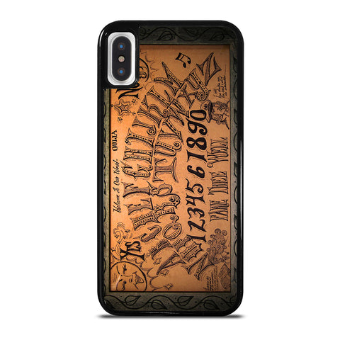 Yes No Ouija Board iPhone X / XS Case