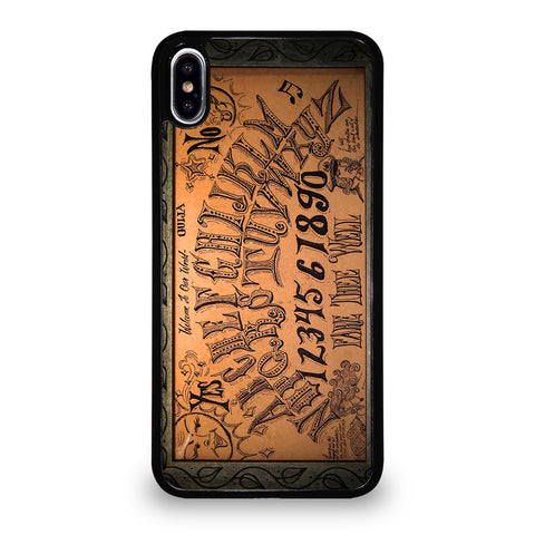 Yes No Ouija Board iPhone XS Max Case