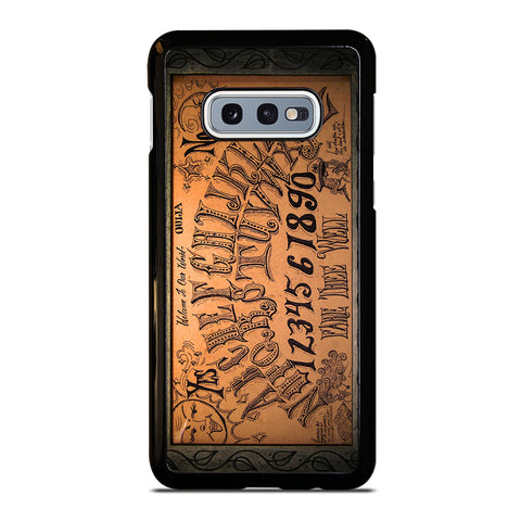 Yes No Ouija Board Samsung Galaxy S10e Case