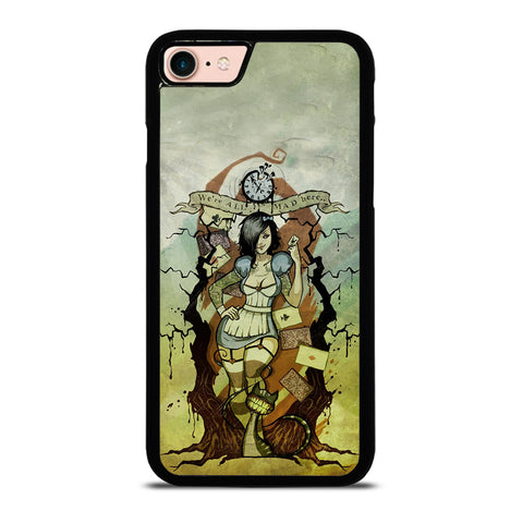 Zombie Alice In Wonderland iPhone 7 / 8 Case