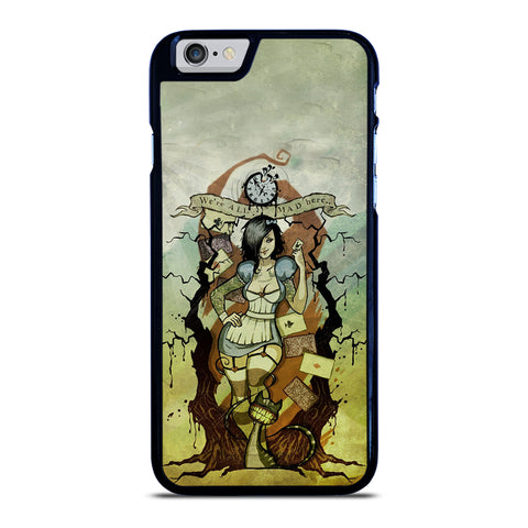 Zombie Alice In Wonderland iPhone 6 / 6S Case