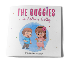 Load image into Gallery viewer, The Buggies in Bella's Belly & The Parent's Guide to Gut Health