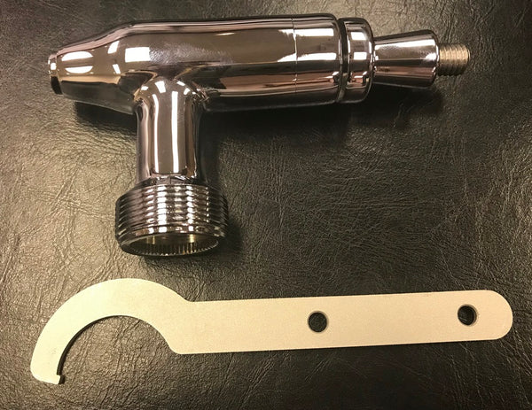 Jagermeister 3 Bottle Faucet & Wrench Kit