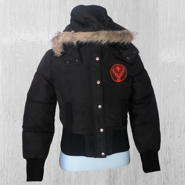 Jagermeister Streetwear Society Bomber Jacket - Women's Medium
