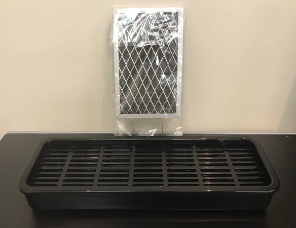 JEMUS Drip Tray & Air Filter